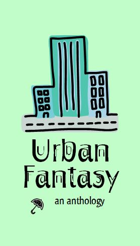 urban fantasy cover